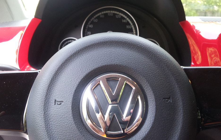 Volkswagen cross up! volante