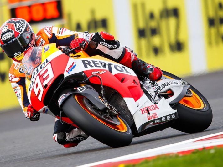 MotoGP 2014, Silverstone: risultati e classifiche