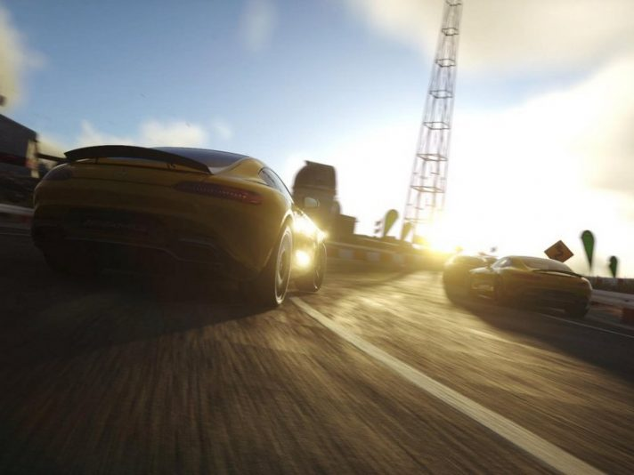 1-Mercedes AMG GT Driveclub - 3