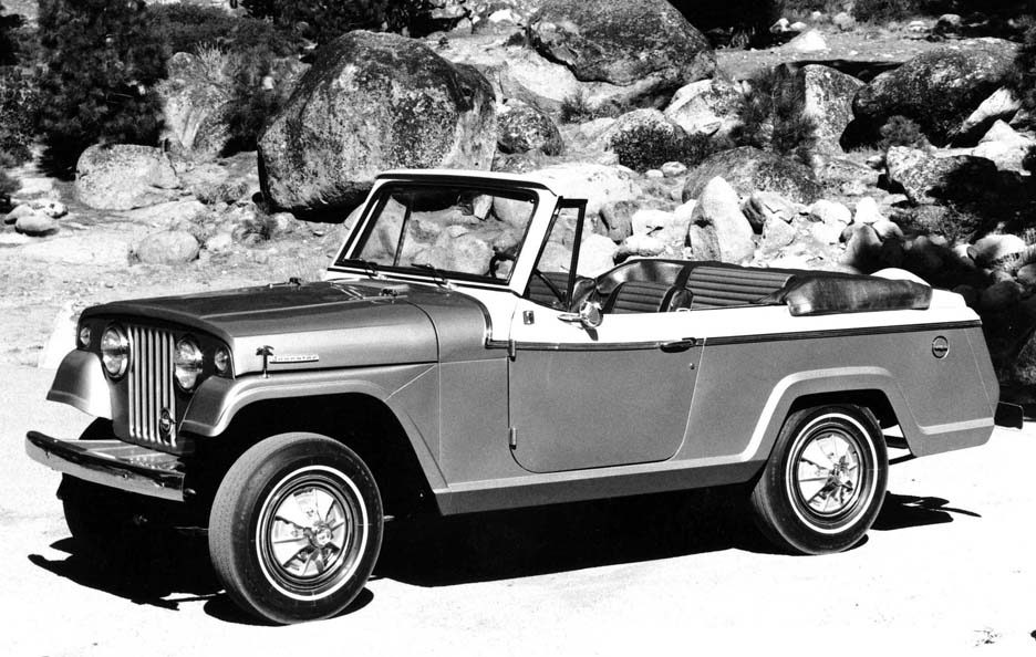 1948 - Jeep Willys Jeepster