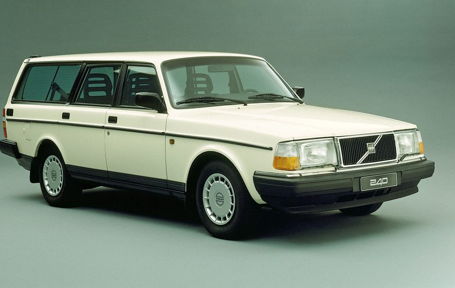 1983 - Volvo 240 SW secondo restyling