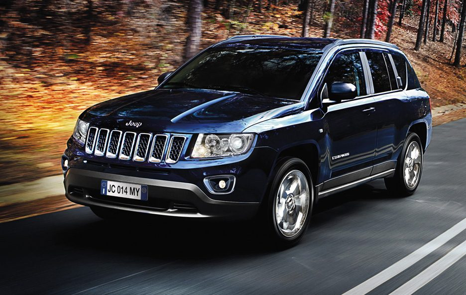 2011 - Jeep Compass restyling