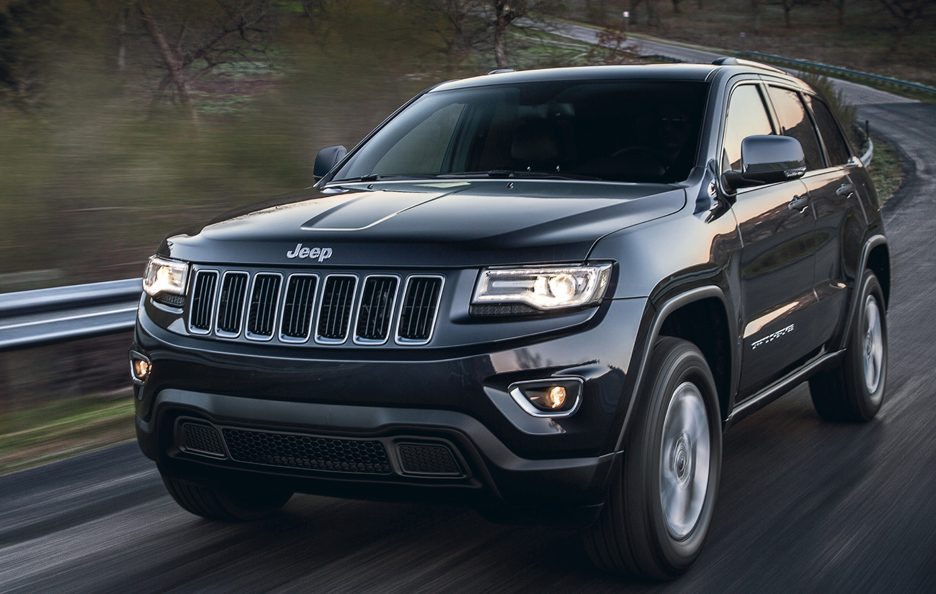 2013 - Jeep Grand Cherokee WK2 restyling