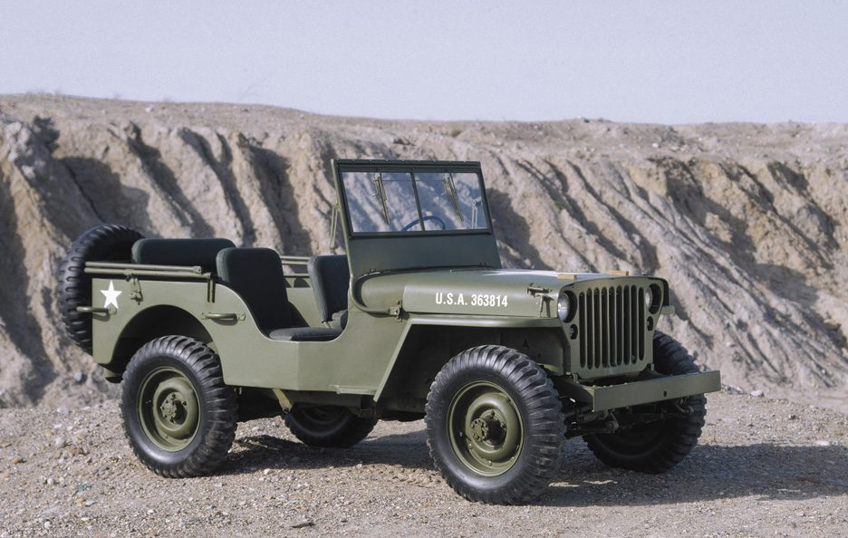 1941 - Jeep Willys MB