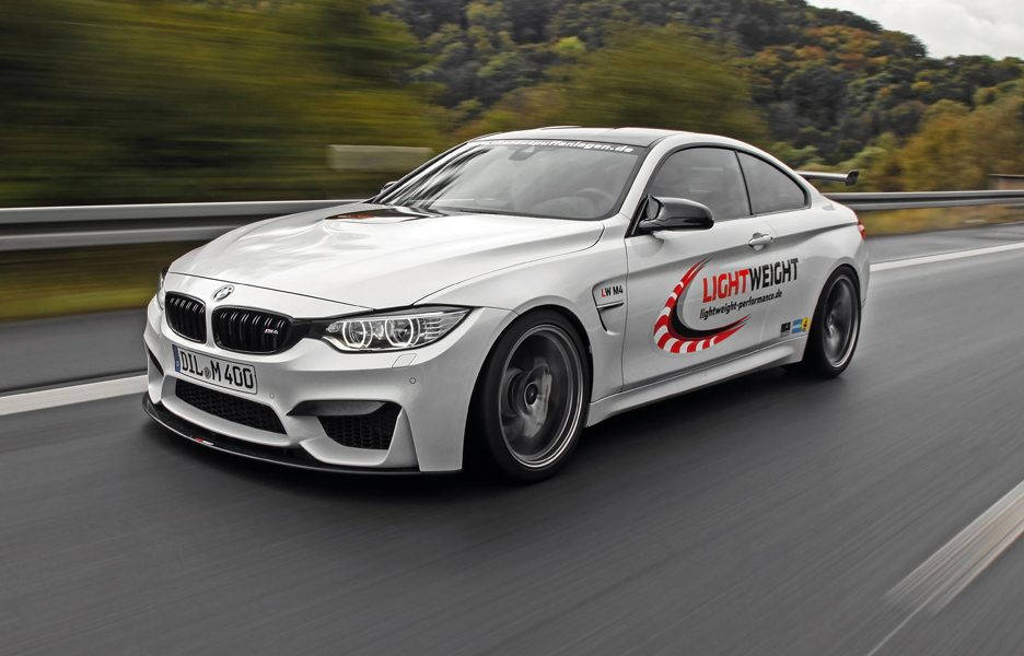 BMW M4 by LIGHTWEIGHT