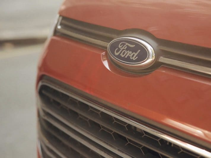 Ford EcoSport: Fashion Drive Experience