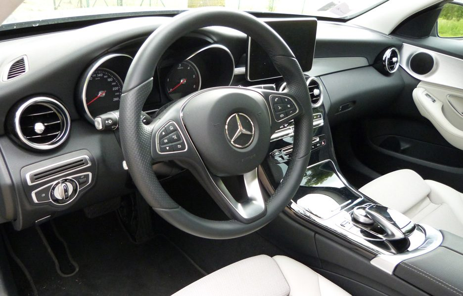 Mercedes Classe C 220 Bluetec - Interni