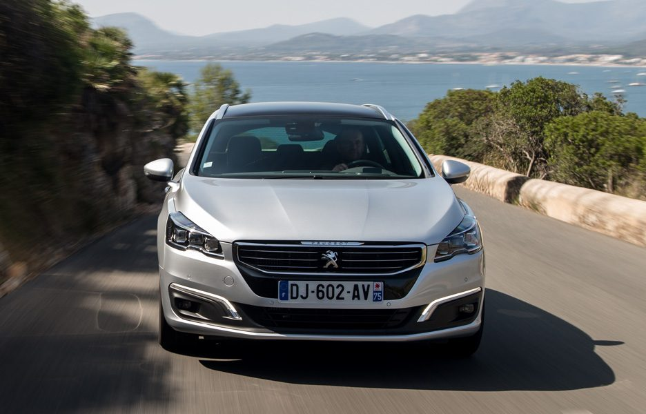 Peugeot 508 SW Restyling -  1