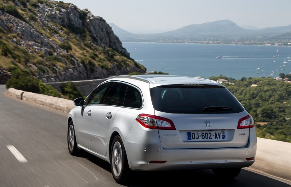 Peugeot 508 SW Restyling - 2