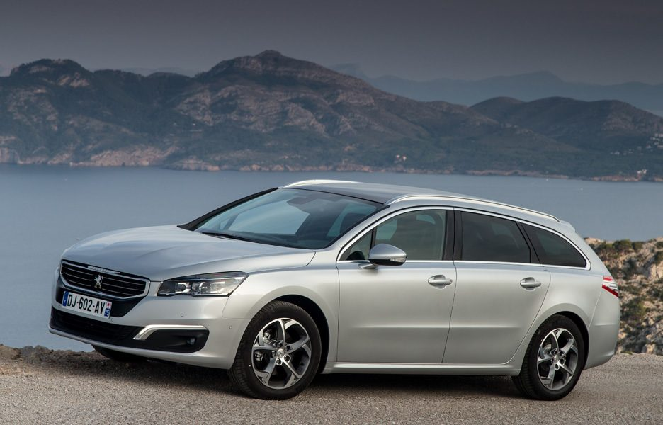 Peugeot 508 SW Restyling - 4