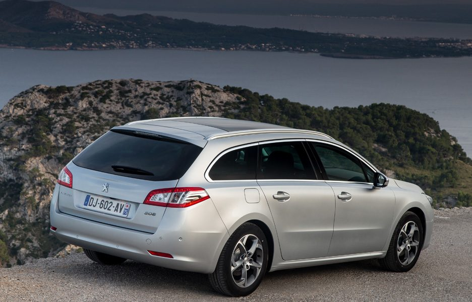 Peugeot 508 SW Restyling - 6
