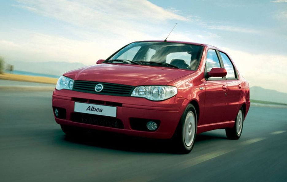 2005 - Fiat Albea restyling