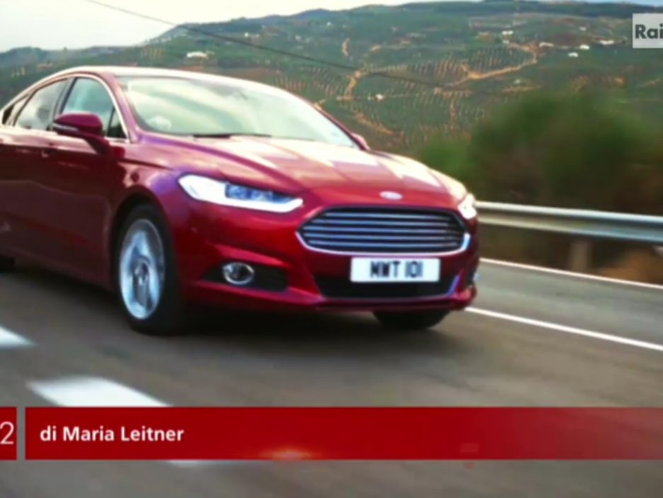 Mondeo Ford 2014