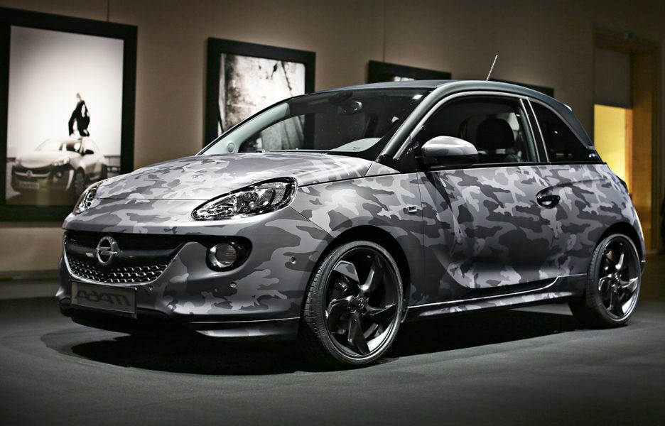 Opel Adam by Brian Adams