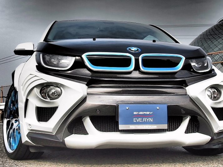 BMW i3 by Eve Ryn