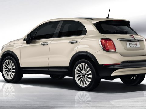 Fiat 500C Opening Edition