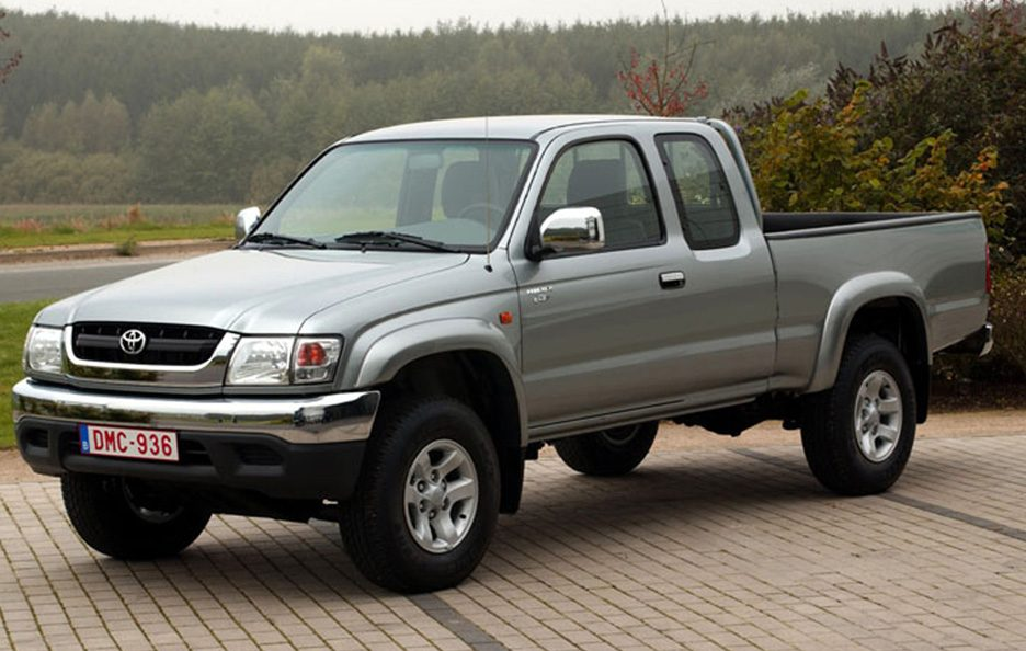 Toyota Hilux N60 restyling