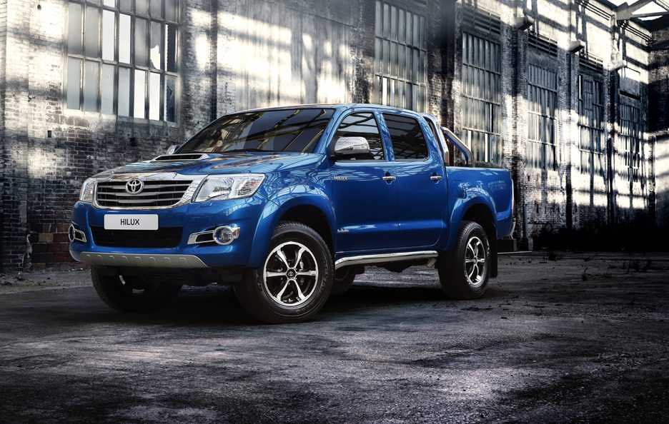 Toyota Hilux N70 secondo restyling