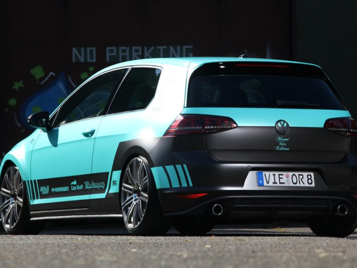VW Golf GTI MK7 by CAM SHAFT e PP-Performance