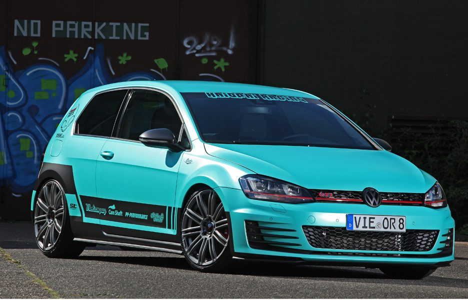 VW Golf GTI MK7 by CAM SHAFT : PP-Performance