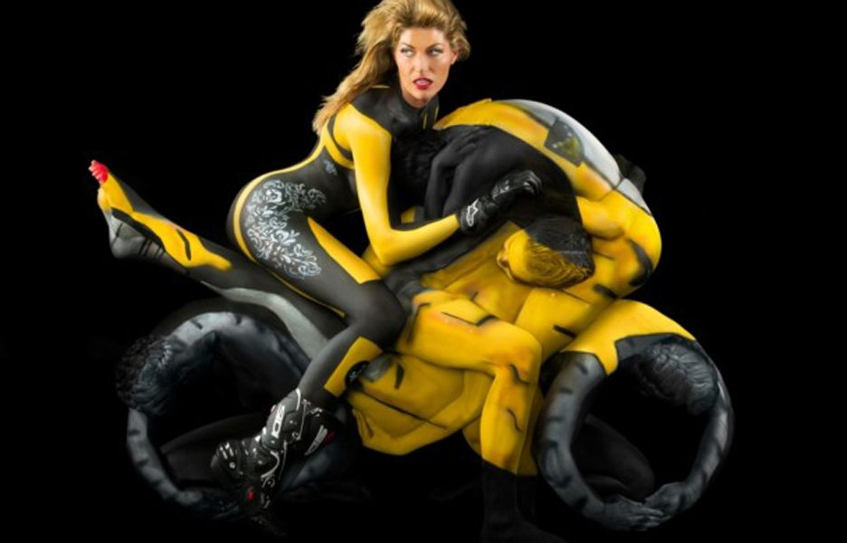 Human Motorcycle Project