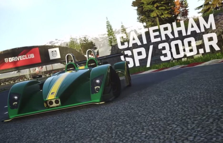 DriveClub - Ignition DLC  - 4