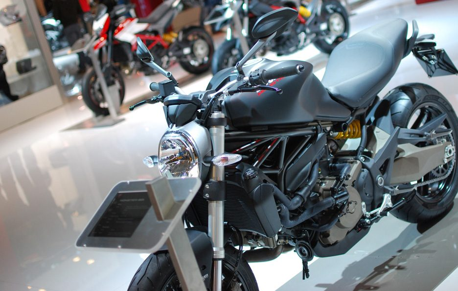 Ducati Monster - EICMA 2014
