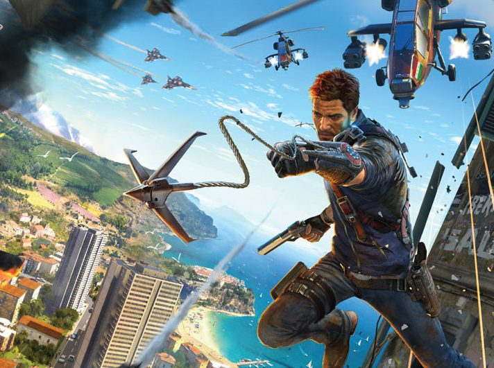 Just Cause 3 annunciato per PlayStation 4, Xbox One e PC