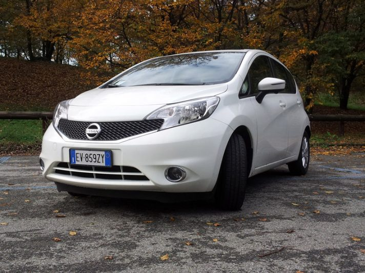 Nissan Note GPL, come va la piccola