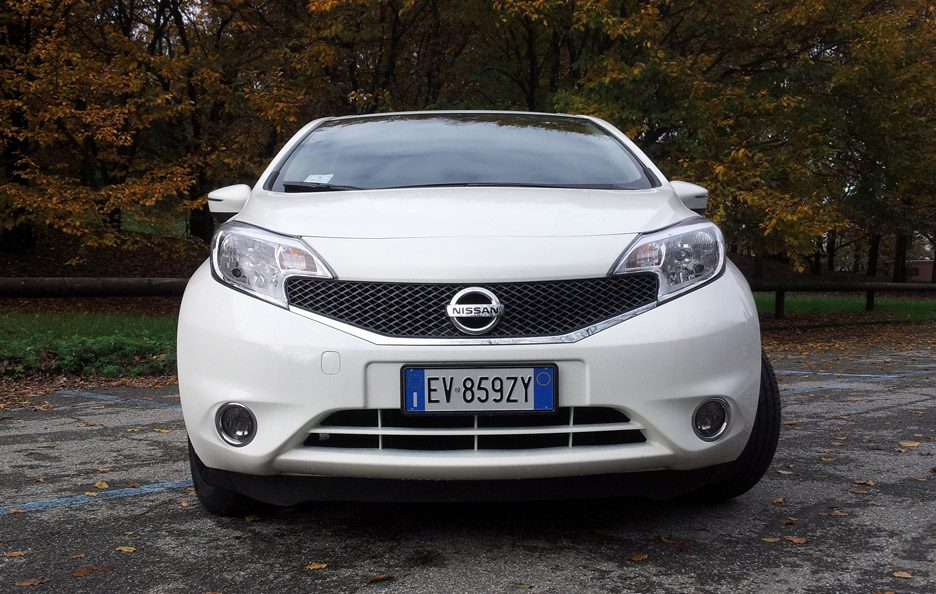 Nissan Note frontale