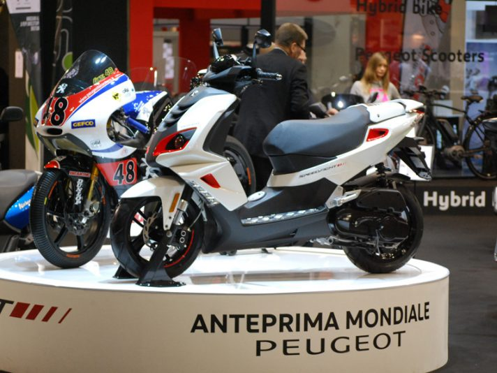 Peugeot Speedfight 50 - EICMA 2014
