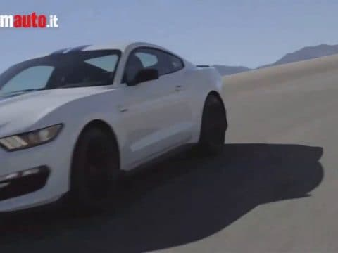 Shelby GT350 2015