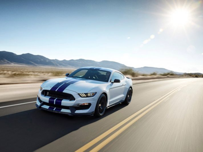 Shelby GT350: ritorna l'iconica muscle car americana