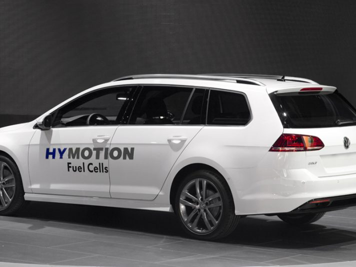 Golf Sportwagen HyMotion