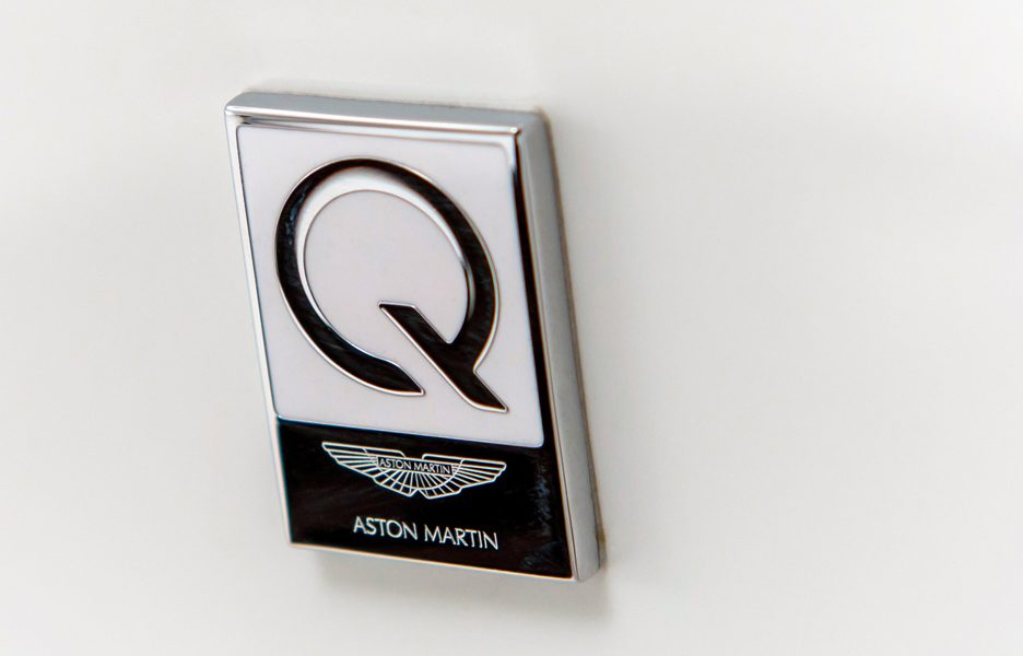 Aston Martin Works 60th Anniversary Limited Edition Vanqu~12