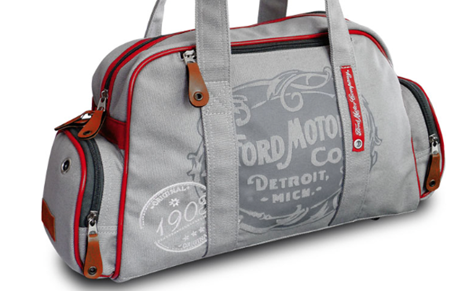 Bowling Bag Ford Heritage