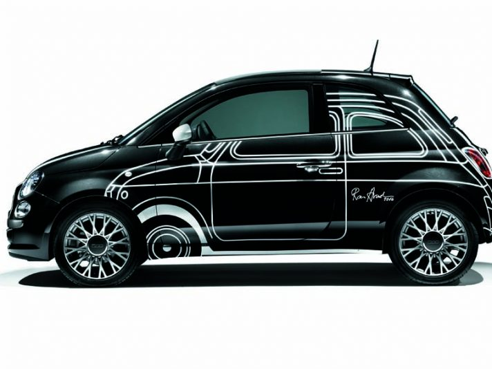 "Fiat ""500 Ron Arad Edition"""