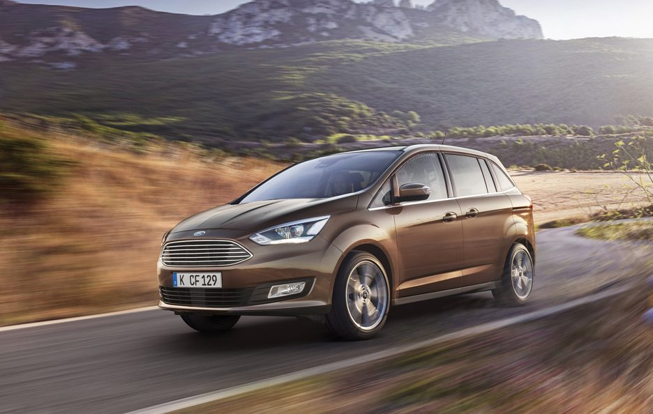 Ford C-Max7 restyling