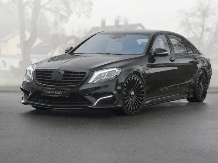 Mercedes S 63 AMG by Mansory