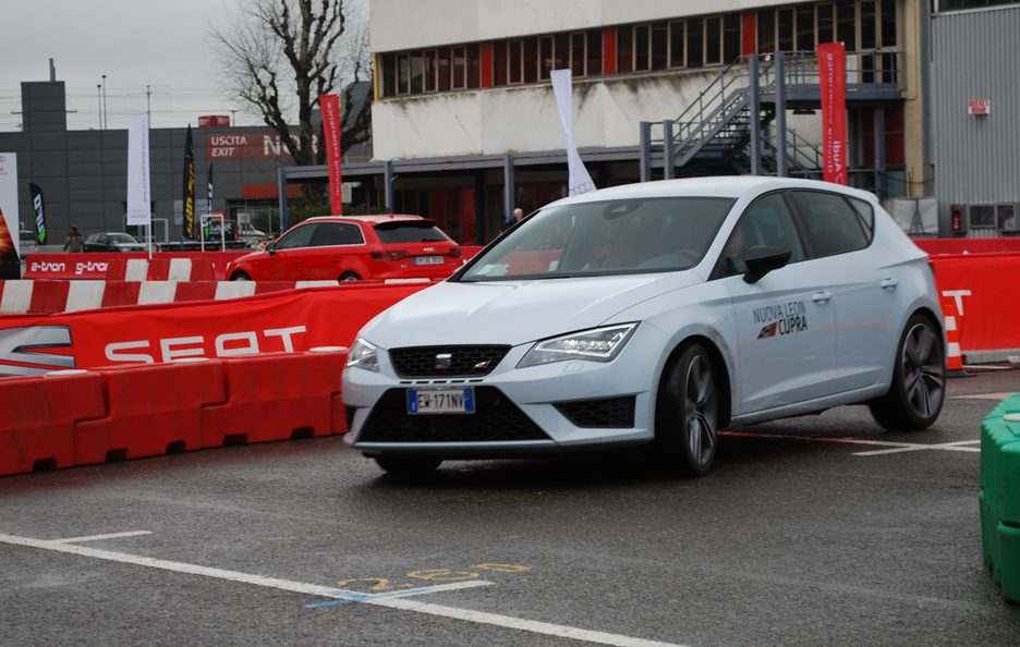 Motor Show 2014 Seat Leon Protagonista A Bologna Motor