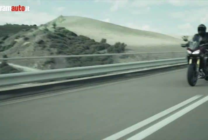Yamaha MT-09 Tracer, il video ufficiale