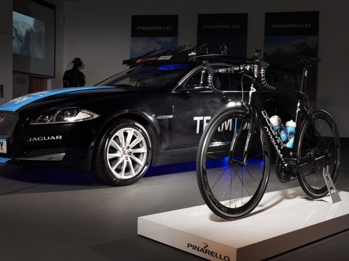 Jaguar, Pinarello e Team Sky, oro ai London Design Awards 2014