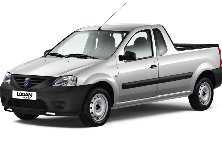 2007 - Dacia Logan Pick-up