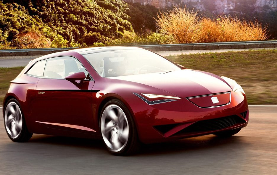 2010 - Seat IBE Concept v2