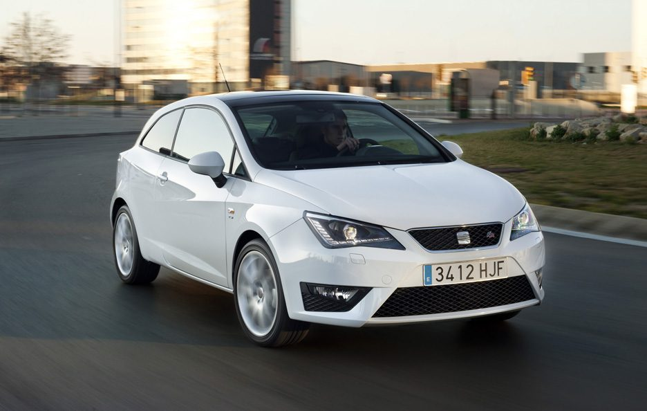 2012 - Seat Ibiza SC restyling FR
