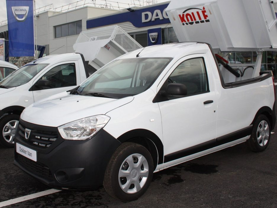 2014 - Dacia Dokker Pick-up