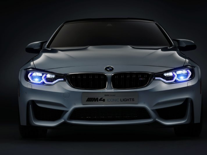 BMW M4 Concept Iconic Light