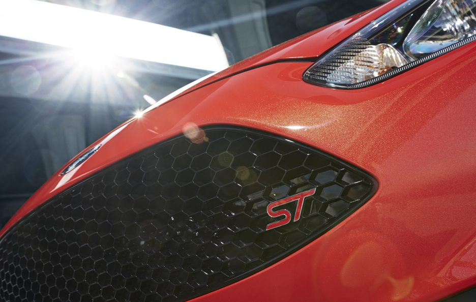 Ford Fiesta ST - Griglia frontale
