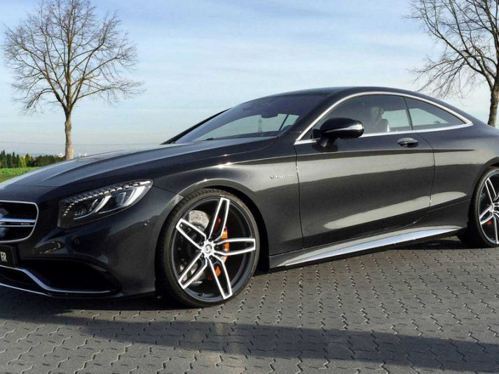 Mercedes S 63 AMG by G-Power