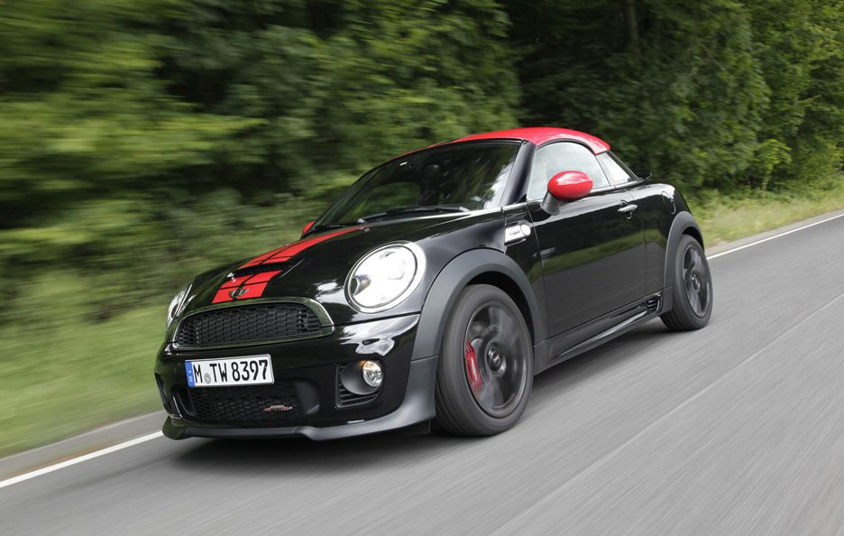 Mini Coupé John Cooper Works (63 punti)